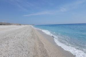 Spiaggia ionica