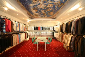 showroom e distribuzione moda cedesi
